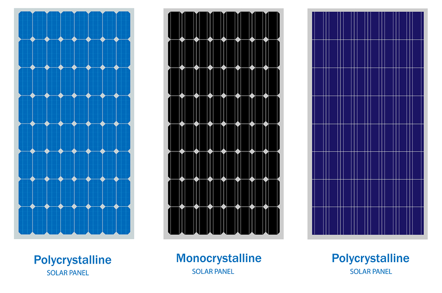Monocrystalline and polycrystalline solar panels what you need to know