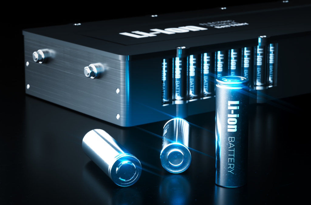 how is solar energy stored in a battery